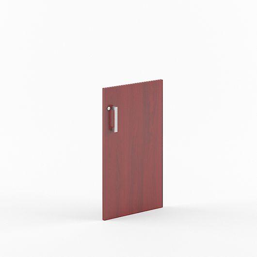 Дверь малая с замком Skyland BORN В510 RZ вишня мемфис