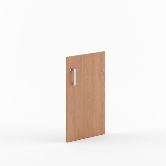 Дверь малая с замком Skyland BORN В510 RZ орех гарда