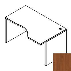 Стол письменный Skyland DEX XCET 149 R орех гарда