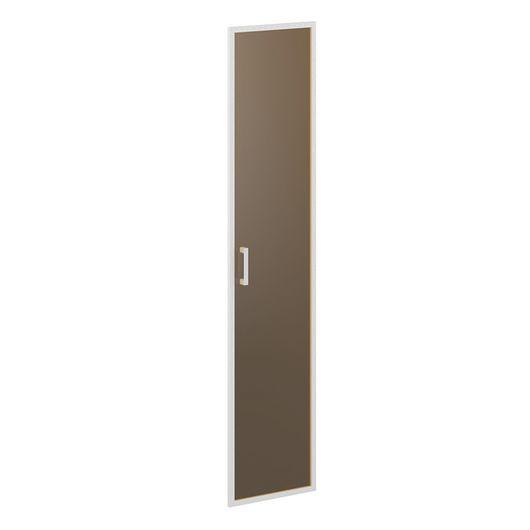 Дверь стеклянная матовоая Skyland BORN В532 матовый прозрачный
