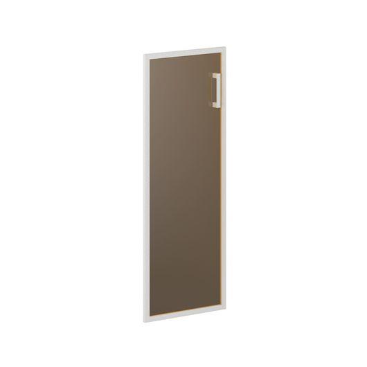 Дверь стеклянная матовоая Skyland BORN В522Л матовый прозрачный