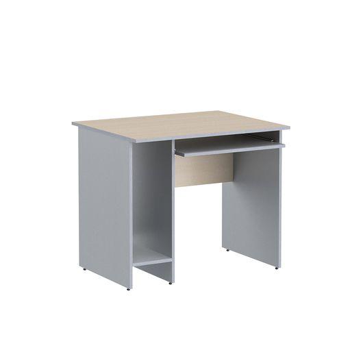 Стол компьютерный Skyland IMAGO СК-1 клен/металлик