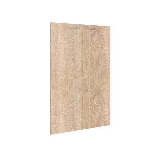Двери средние Skyland OFFIX-NEW OMD 43-2 дуб сонома светлый