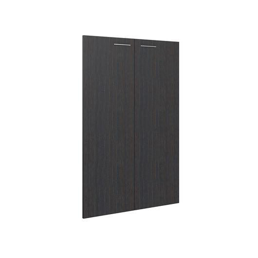 Двери средние Skyland OFFIX-NEW OMD 43-2 легно темный
