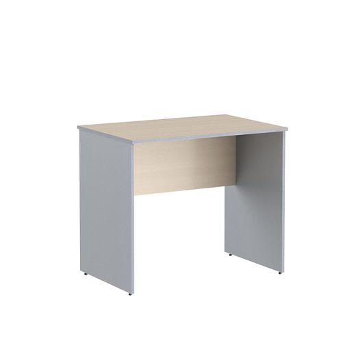 Стол письменный Skyland IMAGO СП-1.1 клен/металлик
