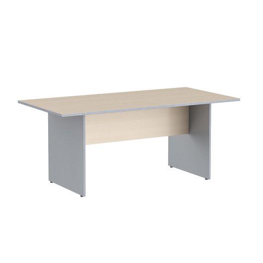 Стол переговорный Skyland IMAGO ПРГ-2 клен/металлик