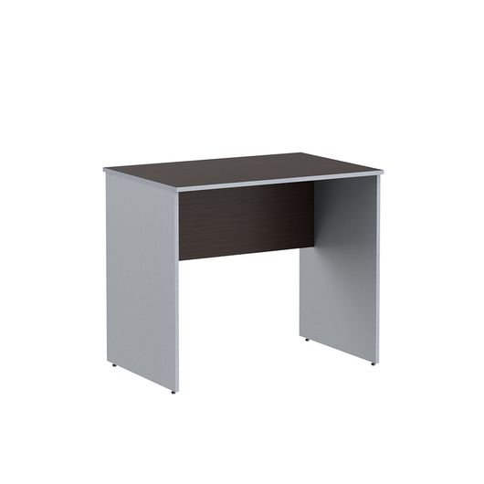 Стол письменный Skyland IMAGO СП-1.1 венге/металлик