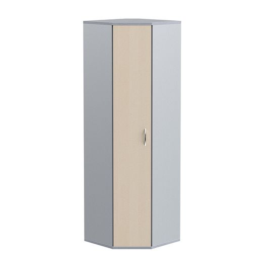Угловой гардероб Skyland IMAGO ГБ-3 клен/металлик