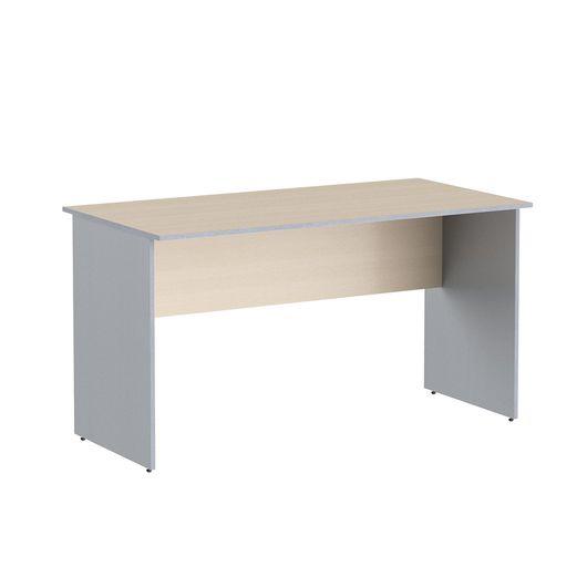 Стол письменный Skyland IMAGO СП-3 клен/металлик