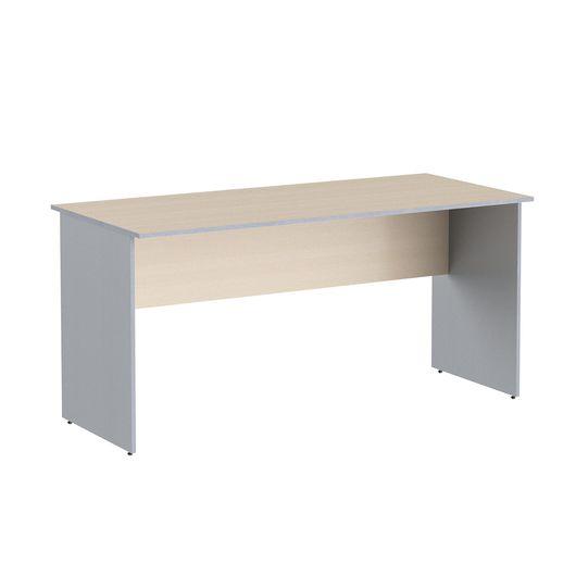 Стол письменный Skyland IMAGO СП-4 клен/металлик