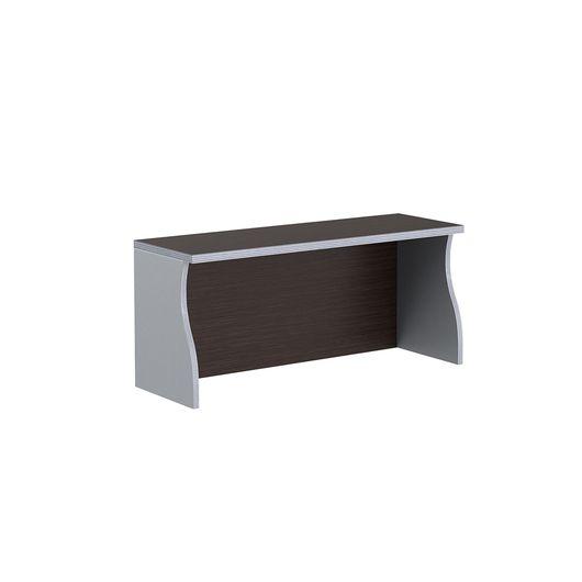 Надставка на стол Skyland IMAGO НС-1 венге/металлик