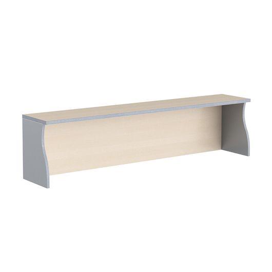 Надставка на стол Skyland IMAGO НС-4 клен/металлик