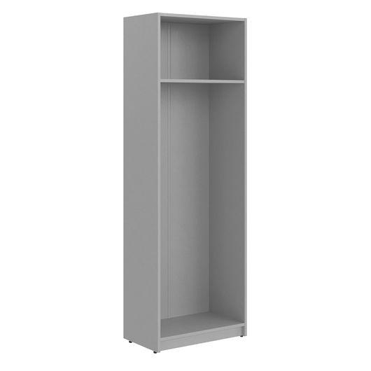 Каркас гардероба Skyland SIMPLE SRW 60-1 серый