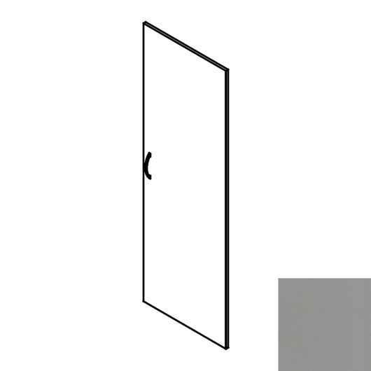 Дверь высокая Skyland SIMPLE SD-6B серый
