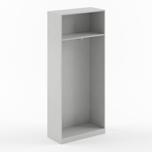 Каркас гардероба Skyland SIMPLE SR-G серый