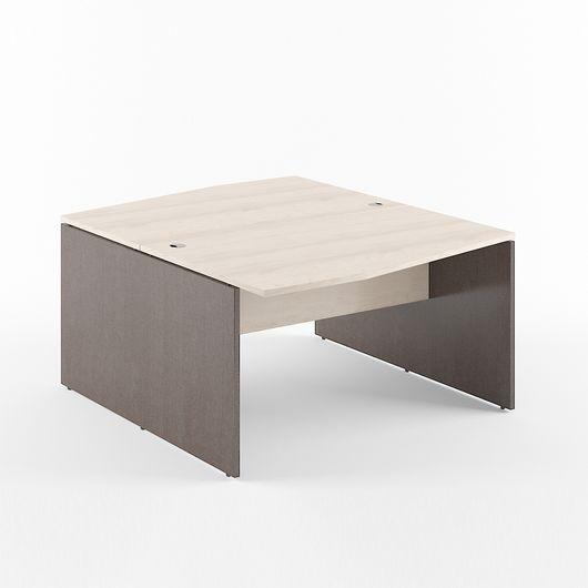 Стол двойной Skyland XTEN X2CT 149.2 бук тиара/рено