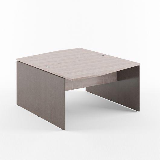 Стол двойной Skyland XTEN X2CT 149.2 дуб сонома/рено