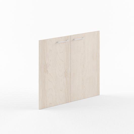 Двери низкие Skyland XTEN XLD 42-2 береза норд