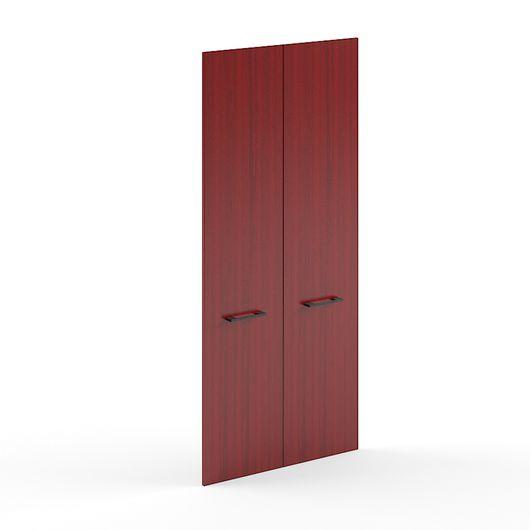 Двери высокие Skyland TORR THD 42-2 вишня мемфис