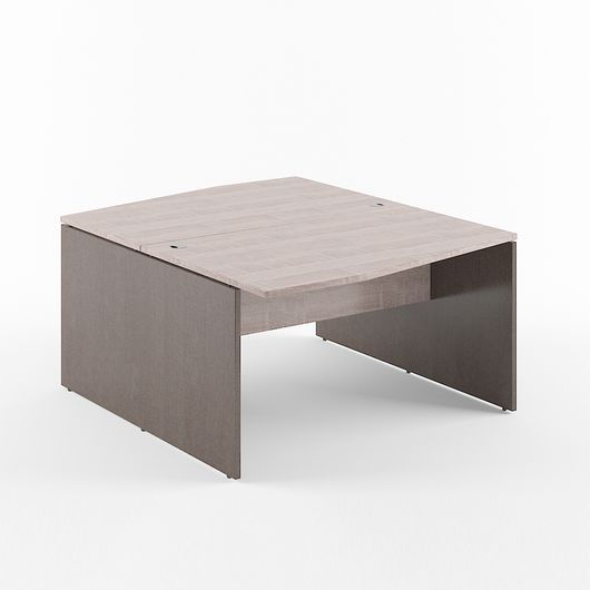 Стол двойной Skyland XTEN X2CT 169.2 дуб сонома/рено