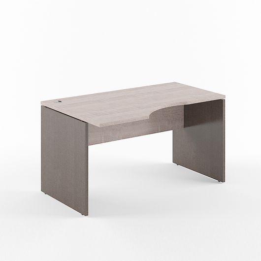 Стол письменный Skyland XTEN XCET 149 (L) дуб сонома/рено