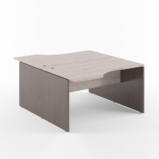 Стол двойной Skyland XTEN X2CET 149.3 дуб сонома/рено