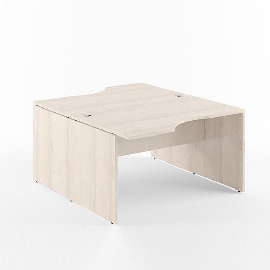 Стол двойной Skyland XTEN X2CET 169.2 береза норд