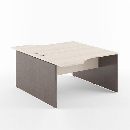 Стол двойной Skyland XTEN X2CET 169.3 береза норд/рено