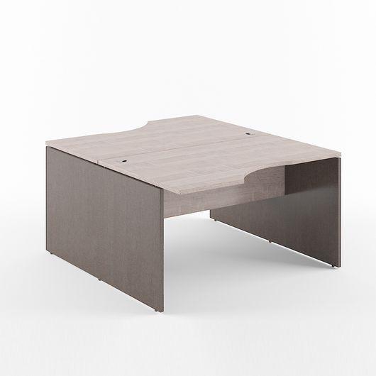 Стол двойной Skyland XTEN X2CET 149.2 дуб сонома/рено