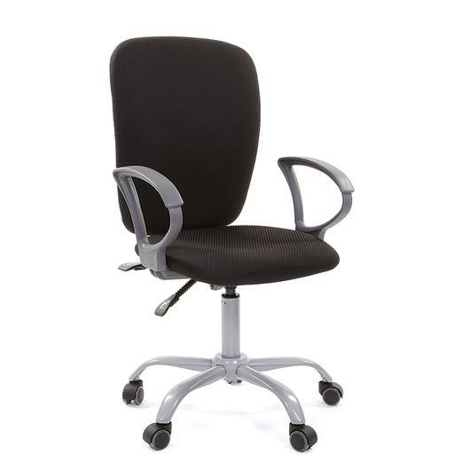 Кресло оператора Chairman 9801 ткань JP15-2 черный