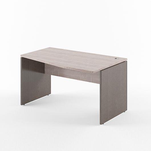 Стол письменный Skyland XTEN XCT 149 (R) дуб сонома/рено