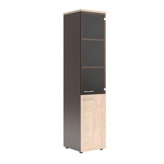 Шкаф колонна комбинированная Skyland XTEN XHC 42.2(R) бук тиара/рено