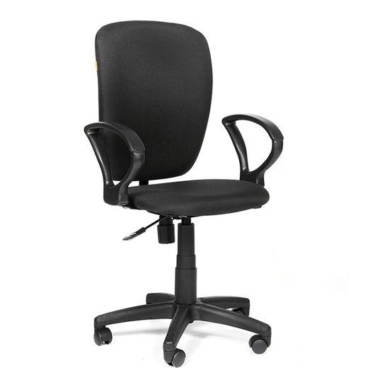 Кресло оператора Chairman 9801 PL ткань 15-21 черный