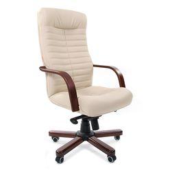 Кресло руководителя Chairman 480 WD экопремиум бежевый