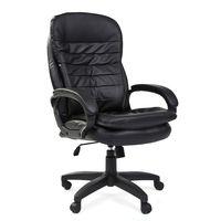 Кресло руководителя Chairman 795 LT экокожа черный