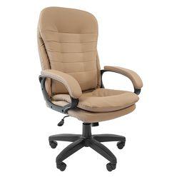 Кресло руководителя Chairman 795 LT экокожа бежевый