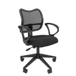 Кресло оператора Chairman 450 LT сетка/ткань черный
