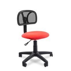 Кресло оператора CHAIRMAN 250 сетка черная/ткань красная