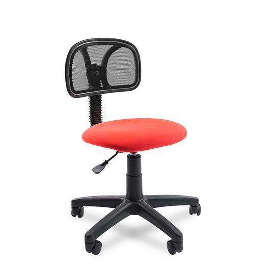 Кресло оператора Chairman 250 сетка/ткань черный/красный