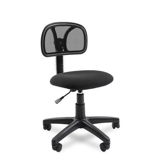 Кресло оператора Chairman 250 сетка/ткань черный