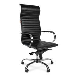 Кресло руководителя Chairman 710 экопремиум черный