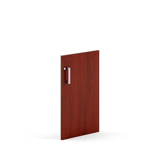 Дверь малая с замком Skyland BORN В510 RZ бургунди