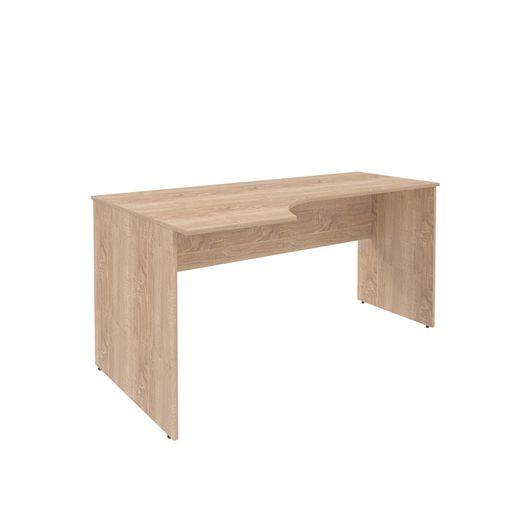 Каркас стола эргономичного Skyland SIMPLE SET160-1(L) дуб сонома светлый