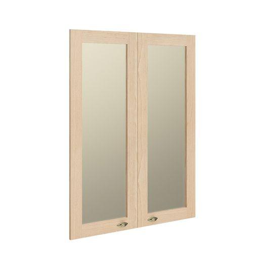 Стеклянная рамочная дверь Skyland RAUT RGFD 42-2 бук тиара