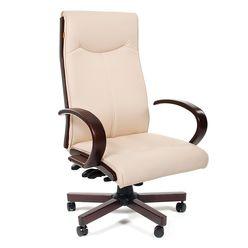 Кресло руководителя Chairman 411 экопремиум бежевый