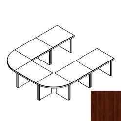 Конференц-стол Skyland BORN 305 бургунди