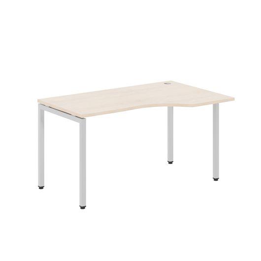 Стол письменный Skyland XTEN-S XSCET 149 (R) бук тиара/алюминий