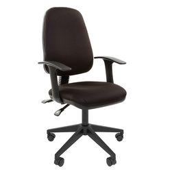 Кресло оператора Chairman 661 ткань 15-21 черный