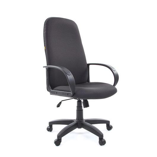 Кресло руководителя CHAIRMAN 279 ткань JP15-1 серая