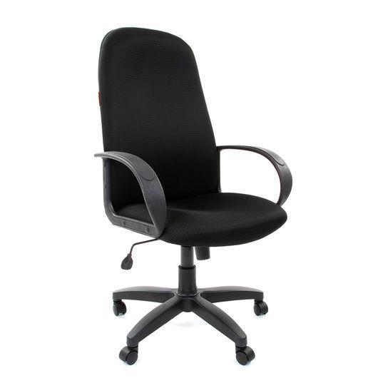 Кресло руководителя Chairman 279 ткань TW-11 черный